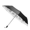 MISS RAIN/MISS RAIN折叠创意雨伞个性小火车太阳伞遮阳伞黑胶防晒防紫外线女 小火车 创意伞
