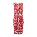 Dolce&Gabbana/杜嘉班纳连衣裙-女士红色连衣裙