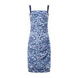 Dolce&Gabbana/杜嘉班纳连衣裙-女士蓝色连衣裙