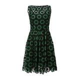 Dolce&Gabbana/杜嘉班纳连衣裙-女士绿色连衣裙