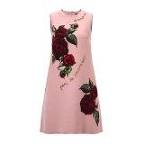 Dolce&Gabbana/杜嘉班纳连衣裙-女士粉色连衣裙