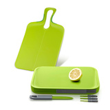 Artiart/Artiart 创意家居 折叠刀叉组合砧板组合菜板