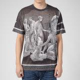 Dolce&Gabbana/杜嘉班纳男士T恤-男士印花时尚短T恤