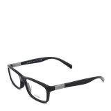 PRADA/普拉达 眼镜 男款黑色板材 时尚光学镜架 0PR02OVA 1AB1O1