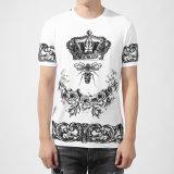 Dolce&Gabbana/杜嘉班纳男士T恤-男士白色棉时尚短T恤