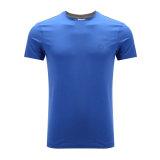 ARMANI COLLEZIONI/阿玛尼卡尔兹男士T恤-男士蓝色T恤