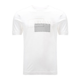ARMANI COLLEZIONI/阿玛尼卡尔兹男士T恤-男士白色T恤