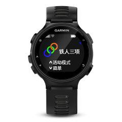 Garmin/佳明forerunner 735XT中文版 跑步骑车游泳铁三运动手表 心率腕表图片