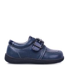 Eurobimbi欧洲宝贝超经典款男童粘袢皮鞋适合18个月-3.5岁EB1601P038图片