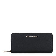 Michael Kors/迈克·科尔斯 MK女士Saffiano皮革长款拉链钱包 32S3GTVE3L图片