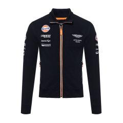 Aston Martin Team Sweatshirt/阿斯顿马丁拉链衫图片