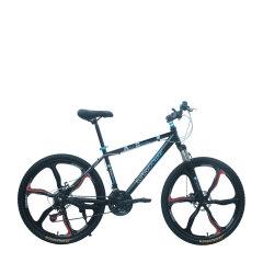 耐嘛 26寸铝合金自行车21速禧马诺变速轴承中轴一体轮山地车图片