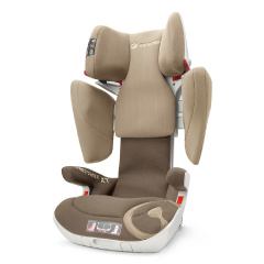 CONCORD/谐和德国儿童汽车安全座椅2015款增强版Transformer系列 XT(尊享官方VIP)80-150cm可用  图片