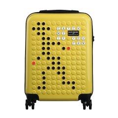 法国DOT-DROPS/DOT-DROPS 聚碳酸酯 时尚亮面波点DIY贴纸拉杆箱 20寸中性款式旅行箱 Chapter2系列图片