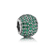 PANDORA/潘多拉 925银配锆石串珠 791051图片