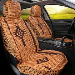 NATU  汽车新款夏季木珠座垫 汽车夏季荷木木珠座垫 夏季清凉透气木珠坐垫图片