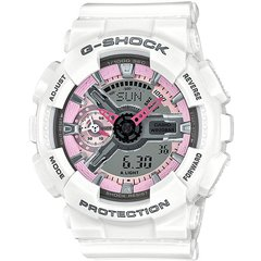 CASIO/卡西欧  G-SHOCK系列  GMA-S110MP系列MINI运动手表女GMA-S110MP/S120-7A2图片