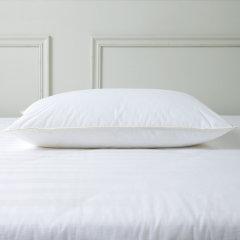 fossflakes原装进口超柔可水洗中低/中高枕48*74cm  购买2只枕芯,送配套枕套1只图片