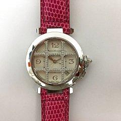 女士 卡地亚/CARTIER(卡地亚) 帕莎系列女士机械腕表