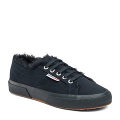 SUPERGA/SUPERGA 意大利国民鞋 圣佩伽2018冬季新款休闲鞋系带百搭 时尚保暖加绒男女板鞋图片