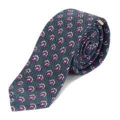 BURBERRY/博柏利 男士真丝粉蓝色商务领带 40568231