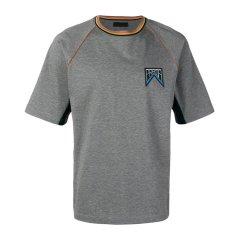 PRADA/普拉达  印花logo男士短袖T恤#SJN235 1NWX图片