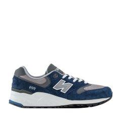 【奢品节可用券】New Balance 999系列 复古休闲跑步鞋 ML999NV-GR图片
