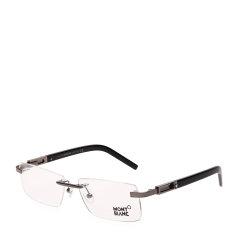 MontBlanc/万宝龙经典腕表纹饰系列商务领航者男士光学眼镜图片