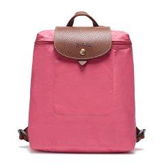 Longchamp/珑骧 LE PLIAGE系列女士纯色尼龙翻盖按扣拉链开合可折叠双肩包手提包背包女包 1699089 多色可选图片