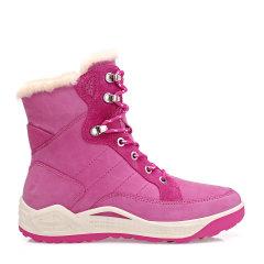 COZY STEPS/COZY STEPS牛皮羊皮毛一体女士雪地靴图片