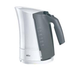 德国博朗(Braun) WK300 电热水壶 1.7升 自动断电 烧开水壶 防烫煮 热水壶图片