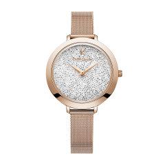 【明星同款】Pierre Lannier/连尼亚 法国原装进口施华洛世奇水晶元素小可爱系列女士石英手表图片