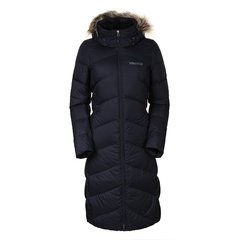 【可用券】Marmot土拨鼠秋冬户外新款女灰鸭绒长款保暖羽绒服J78090图片