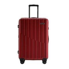 Antler/安特丽行李箱万向轮拉杆箱拉链箱28寸旅行出差出国可扩展中性款式PC/ABS红色蓝色黑色银色A857图片