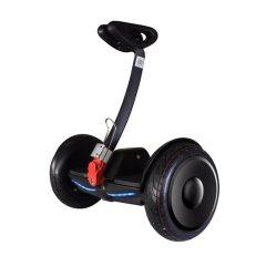 阿斯顿威尔 锂电池智能平衡车 双轮成人代步体感车 带扶杆越野思维车  白色图片