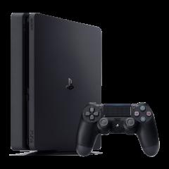SONY/索尼 PS4 国行游戏主机 游戏机 官方标配 黑/白图片