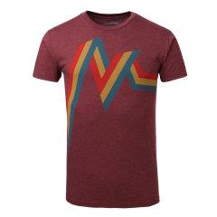 MARMOT/土拨鼠春夏新款户外男轻薄舒适透气棉质圆领短袖T恤F900439图片