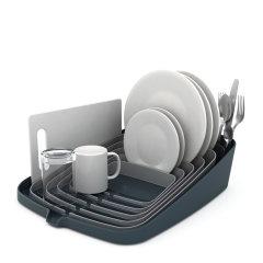 Joseph joseph/Joseph joseph 英国进口 自动排水碗碟架 两色可选图片