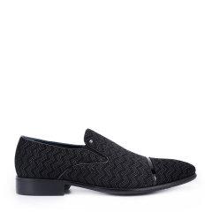 CHARRIOL/夏利豪 牛皮 单鞋套脚 男士商务鞋图片