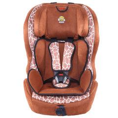 两只老虎 汽车儿童安全座椅 适合9个月-12岁 isofix/latch双接口 全能虎图片