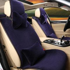 pinganzhe 汽车新款冬季羊绒座垫 汽车短羊绒坐垫  汽车坐垫图片