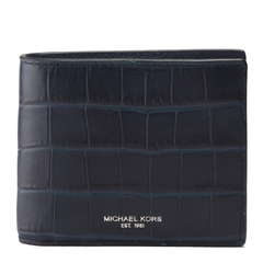 Michael Kors/迈克·科尔斯 MK男士Saffiano皮革 短款钱包 39F6LYTF1E图片
