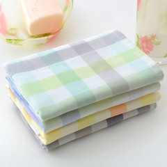 Uchino/内野 单条装无捻纱单面纱布轻薄舒适方巾图片