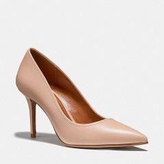 COACH/蔻驰  18新款女士waverly 光滑皮质 性感时尚高跟鞋g2797图片