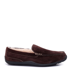 COZY STEPS/COZY STEPS牛皮一脚蹬豆豆鞋男士休闲鞋图片