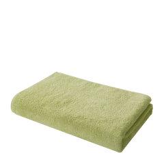 Uchino/内野 内野素色埃及棉浴巾淡蓝色单条装图片