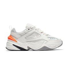 Nike耐克Air m2k Tekno白橙纯白复古走秀款厚底老爹鞋男鞋AV4789-001-100图片