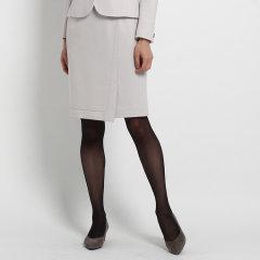 COUP DE CHANCE/COUP DE CHANCE 女士商务优雅半包包臀西裙18773192图片