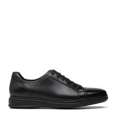 【奢品节可用券】S.T. DUPONT/都彭 牛皮日常休闲系带舒适加州鞋男士板鞋L18235614图片