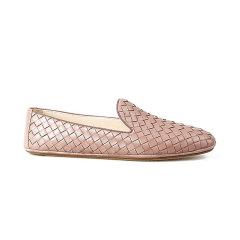 【17秋冬】 Bottega Veneta/葆蝶家 编织纹理  女士乐福鞋 S图片